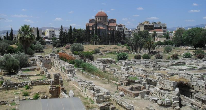 Antické řecko urbanismus