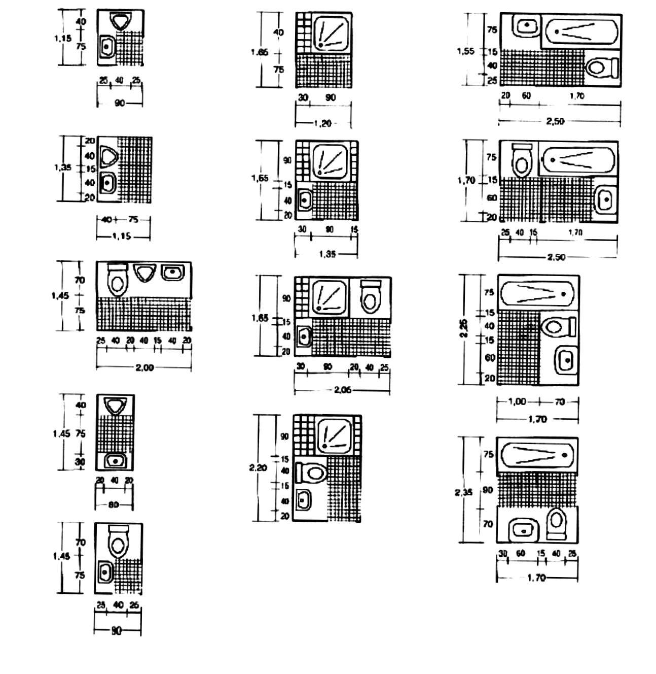 Minimální šířka chodby v administrativní budově