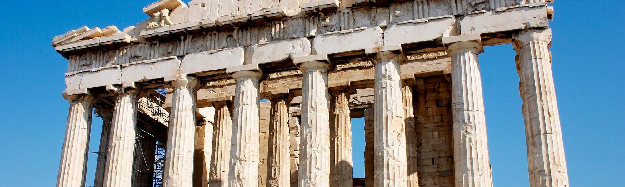 Architektura starověkého řecka